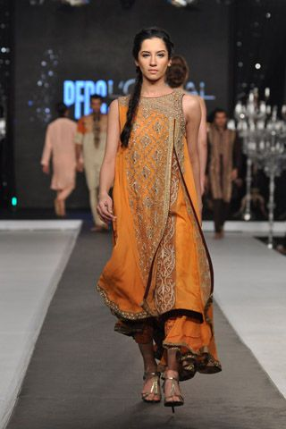Latest Bridal Collection 2012 by Asifa & Nabeel | Fashion Pakistan, Pakistani Fashion, Pakistani Fashion Designers,
