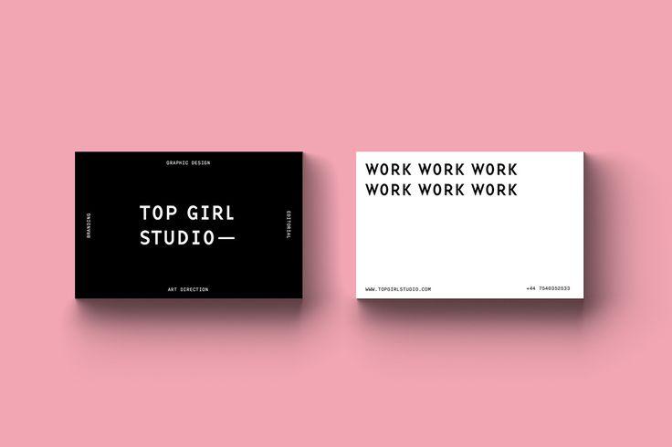 TOP GIRL STUDIO on Behance