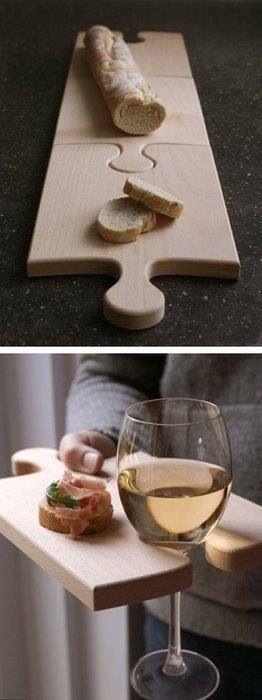 Puzzle bord