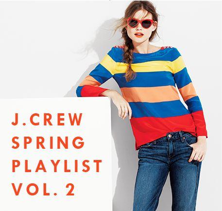 J. Crew SpringJcrew