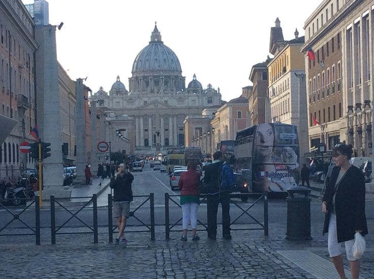 Vaticano! Roma