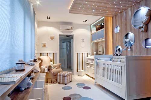 Quartos para bebê, criança e adolescente na Casa Cor 2009 - Casa