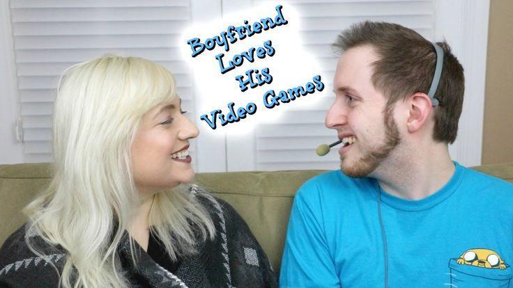 Boyfriend Loves his Video Games