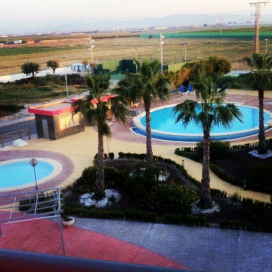 Hotel Spa Torre Pacheco en Torre-Pacheco, Murcia