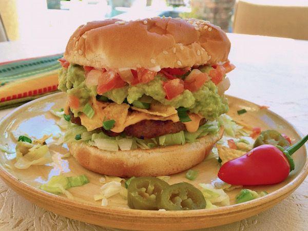 Top Secret Recipes Chili 39 S Nacho Burger Copycat Recipe Beef N Burgers Pinterest Chili