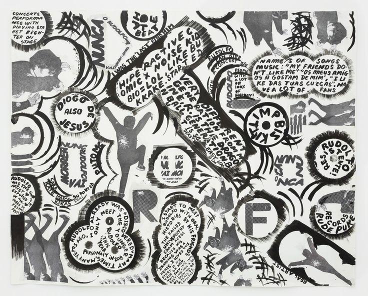 Carla Filipe, 'The artists is also a curator - Rudolfo, o resistente', 2015