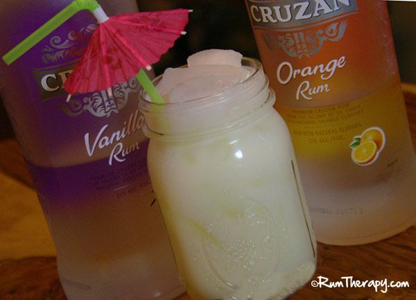 Cruzan OJ Dreamsicle! Are you ready for a taste of summertime?