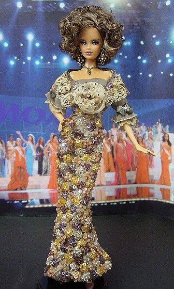 Ethnic Fashion Dolls 119