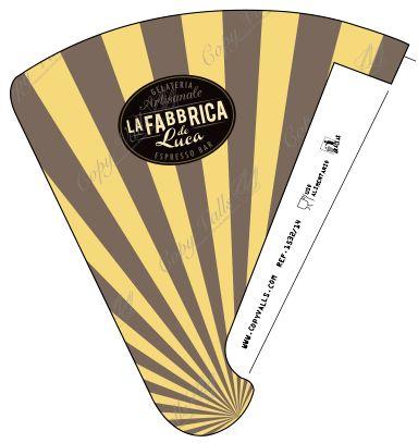 La Fabrica de Luca. Italia.
