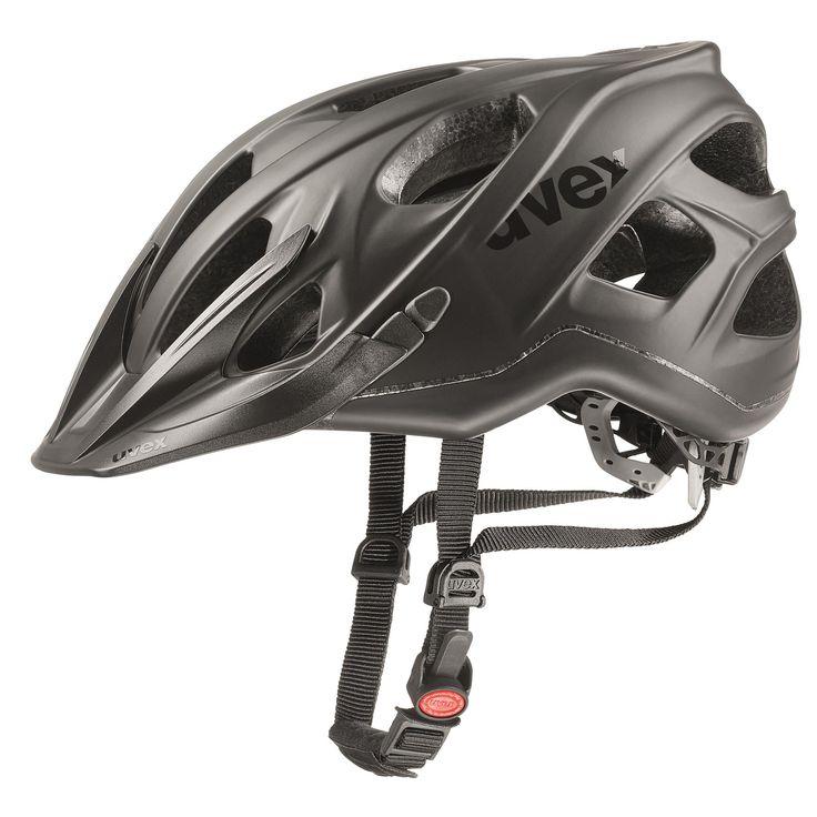 Doorout Angebote Uvex stivo cc Fahrradhelm black mat Gr. 52-57cm: Category: Outdoorsports > Helme und Brillen Item number:…%#Quickberater%