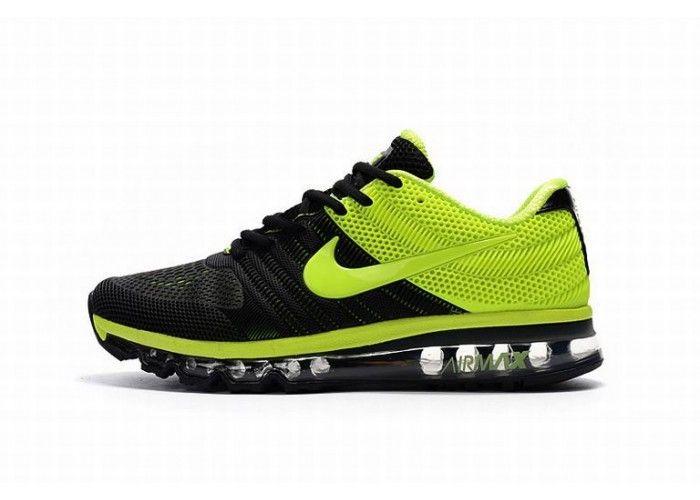 Herren Schuh Nike Air Max 2017 Grun Schwarz Nikeairmax2017 Nike Air Max Nike Air Max 2017 Nike Schuhe Herren