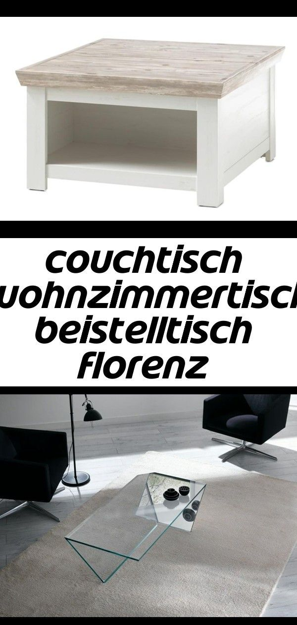 Coffee Table Coffee Table Side Table Florence 86x86cm Pin Couchtisch Wohnzimmertisch Beistelltisch Living Room Table Living Room Coffee Table Coffee Table