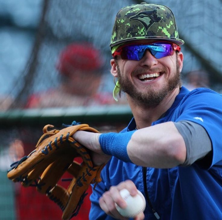 Josh Donaldson. Can't get enough of this guy! ❤️
