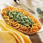 Traditional Green Bean Casserole - The Campbell's Soup Company test kitchens developed and introduced this original recipe for the classic traditional green bean casserole back in 1955. This festive side dish is as easy as 1-2-3 and has been a favorite for years!
