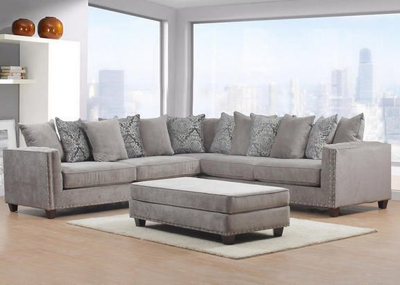 Leather Sectional Sofa Cambridge Fabric Seater Sofa u Next Day Delivery Cambridge Fabric Seater Sofa from WorldStores