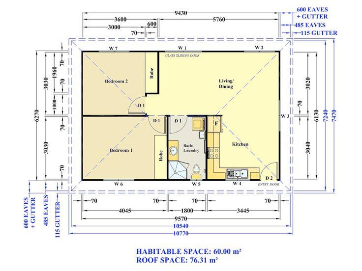400961173057511972 on Pinterest Floor Plans