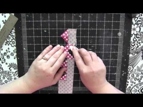 video-Folded Chevrons Technique: the tutorial