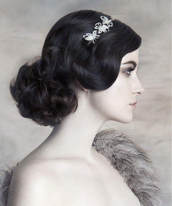 Vivienne Mackinder Medium Black Hairstyles