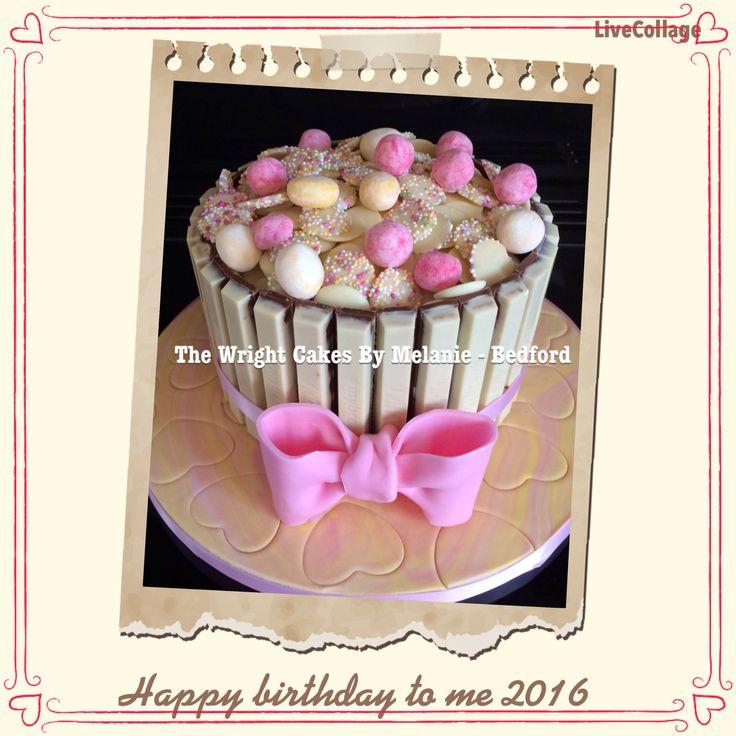 84 best Birthday cakes images on Pinterest Birthday cakes Roses