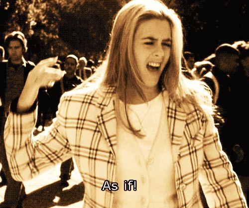emma and clueless speech Although there have been numerous adaptations of emma in film, clueless is a striking model of refurbishment because it does not attempt to imitate the period or.