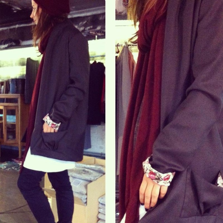 paul jacket