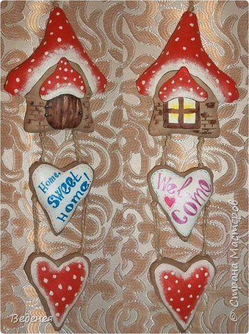 Идею для своих домиков счастья взяла у Беллы Витторф -  http://vittorf.blogspot.ru/search/label/домики   фото 1