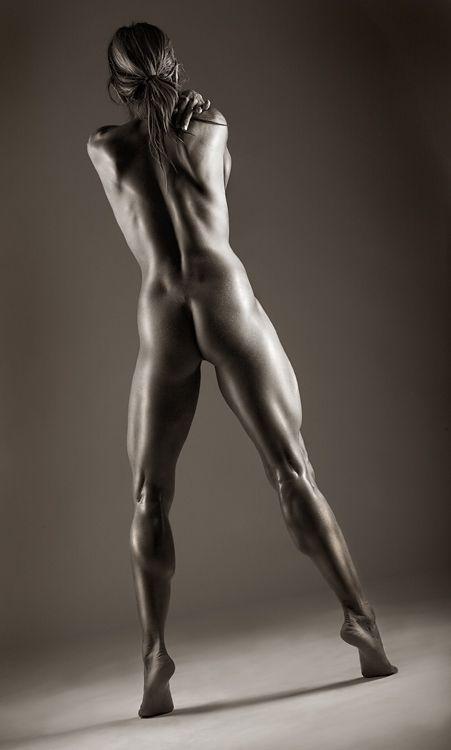 Crossfit body women nude