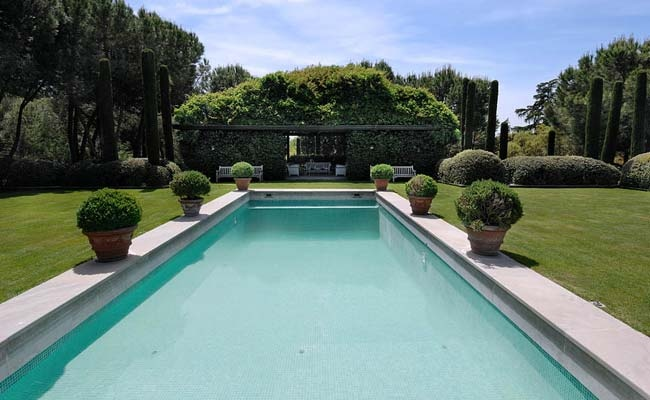 137 best images about landscape architect fernando for Garden pool facebook