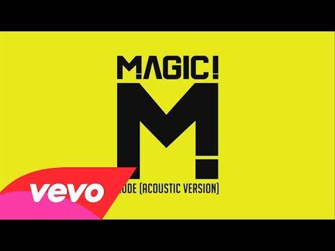 ▶ MAGIC! - Rude (Acoustic) [Audio] - YouTube