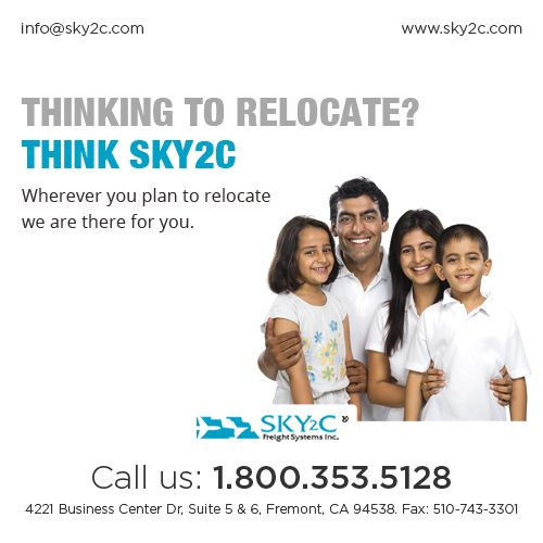 Are you thinking of relocation? Make sure you plan your move ahead of time!