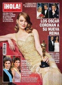 El Kiosko Rosa… 1 de marzo de 2017: Revista Hola