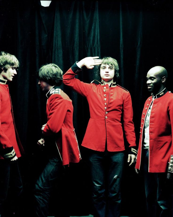 what became of the likely lads? The Libertines