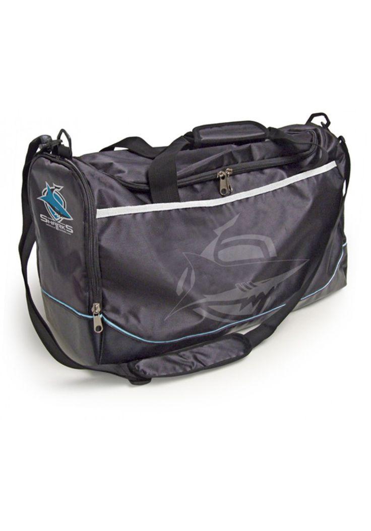 Cronulla Sharks NRL Team Logo Sports Training Bag