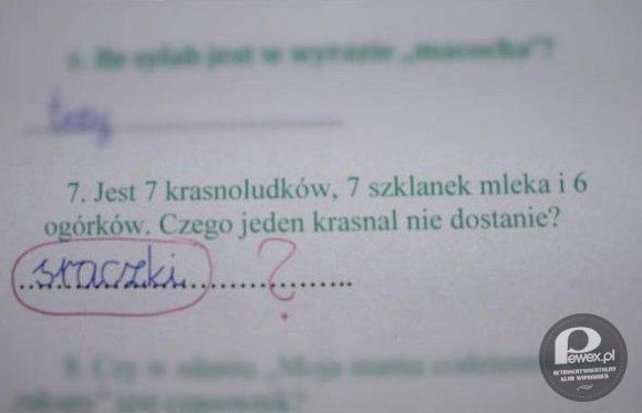 """Edukacja w Polsce – Tyle mówi się, żeby nie myśleć schematami, żeby wyjść poza status quo. A Tu proszę """"po łapkach"""" przy pierwsze próbie!"""