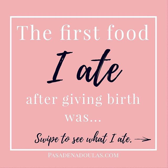 Since today is Fat Tuesday I figured Id ask the question- What was the first food you ate after giving birth?  When I had my 1st baby I went in for an induction at 10 p.m. the night before. As I'm sure you know most hospital policies say you can't eat during labor. Crazy right?!  Well after 23 hours and 45 mins of labor out came this beautiful baby girl. And I WAS HUNGRY. In fact I was starving!  So my ever so loving husband and my brother went out to my favorite burger spot Lucky Boy in