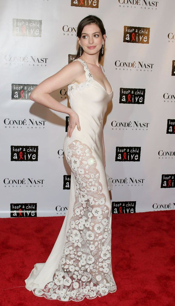 Anne Hathaway - Fashion Flashback