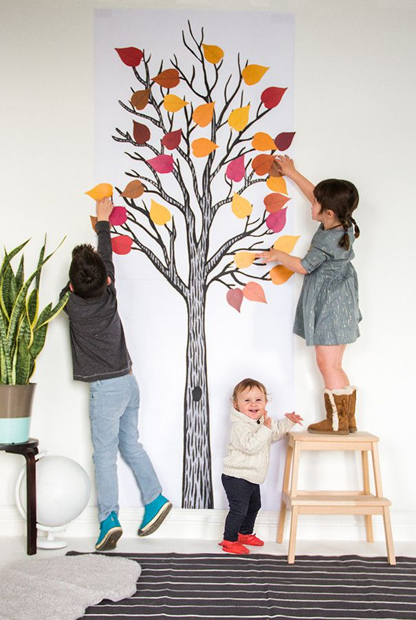 draw together thankful tree | caravan shoppe
