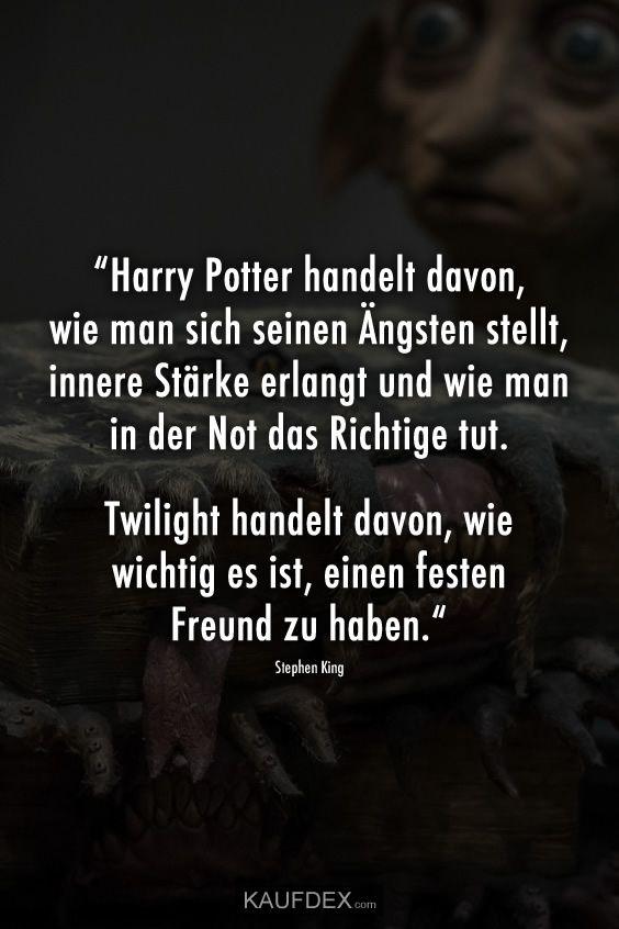 Harry Potter Sprüche