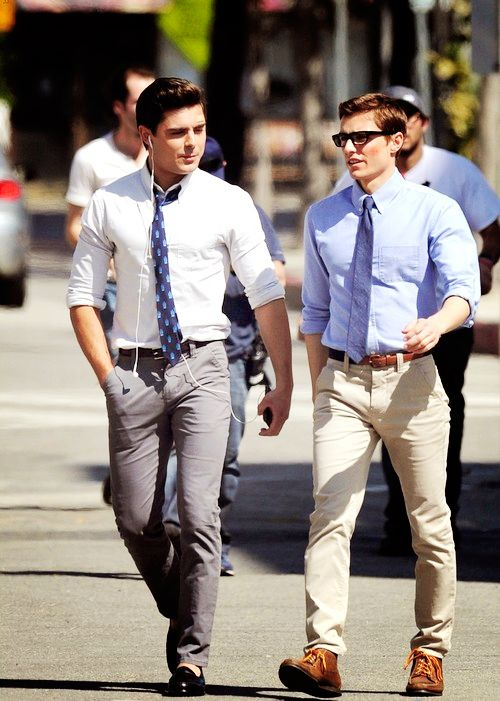 Could this picture get anymore perfect? Zac Efron and Dave Franco <3 <3