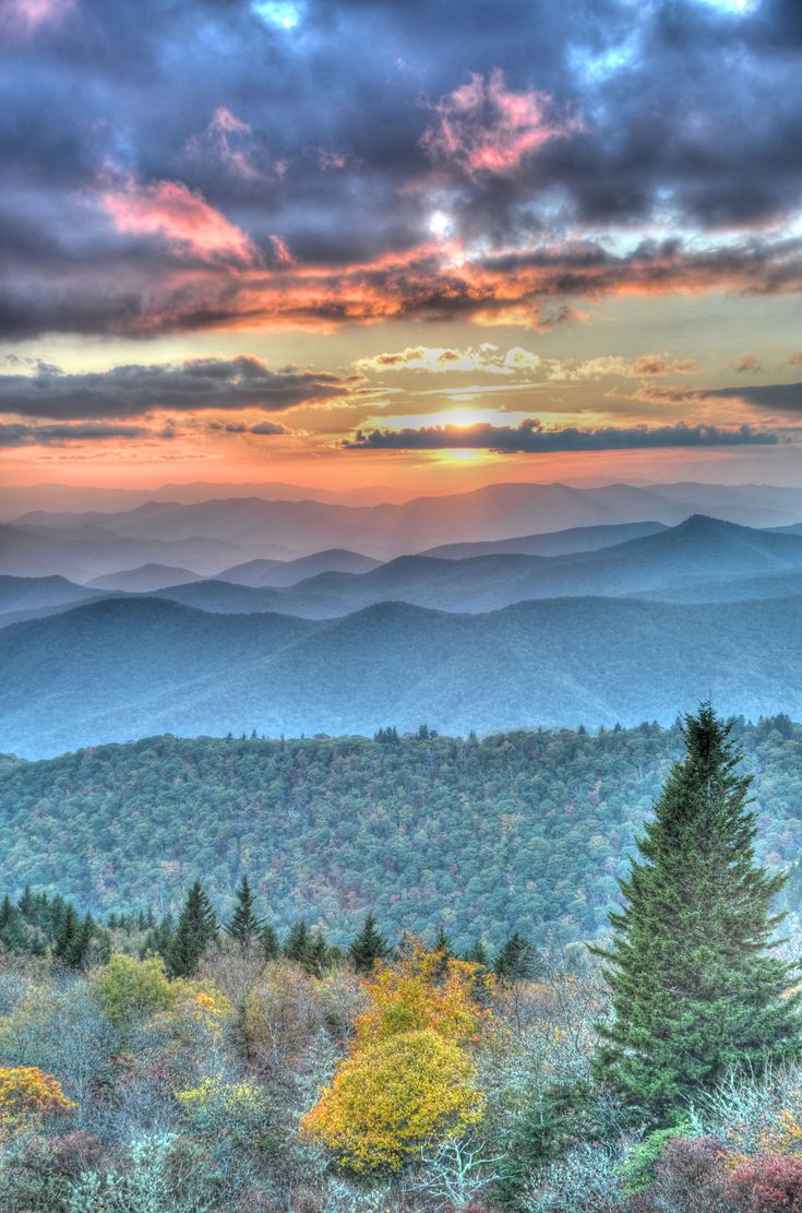 #BlueRidgeParkway, North Carolina