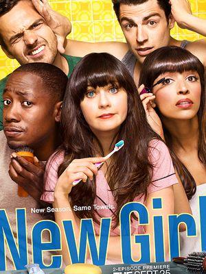 New Girl une série TV de Elizabeth Meriwether avec Zooey Deschanel, Max Greenfield. Retrouvez toutes les news, les vidéos, les photos ainsi que tous les détails sur les saisons et les épisodes de la série New Girl