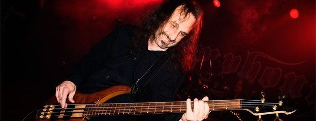 Mike LePond of Symphony X plays 20 questions with ThisIsNotAScene's Lav, about Axel Rose's attitude problem, Pussy Riot, Geezer Butler's influence more...