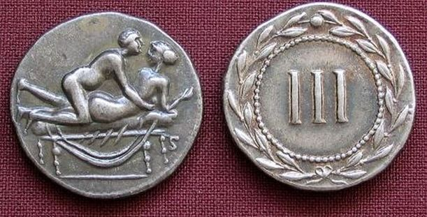 Sex on Roman Coins