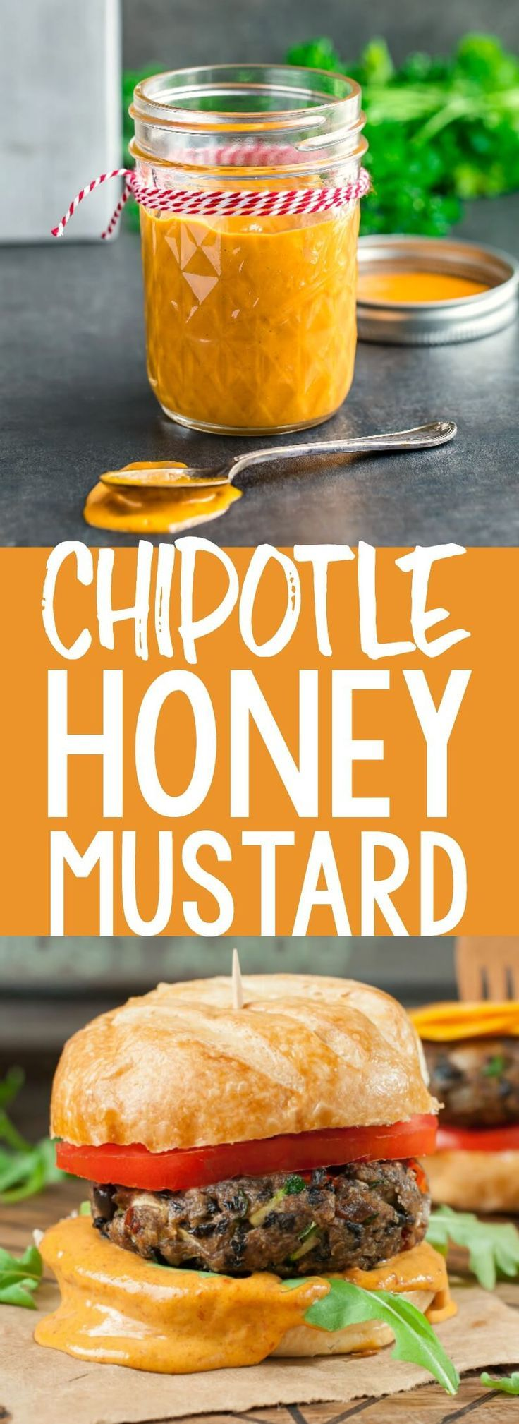 Chipotle Honey Mustard is here and ready for spreading, dunking, and a whole lot of face planting! We love it on veggie burgers, sandwiches, nuggets, french fries and so. much. more.