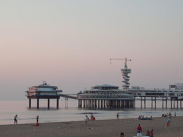 The pier at Scheveningen, The Hague, Netherlands (photo taken by me)