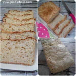 Akhirnya, berhasil menemukan resep roti menggunakan tepung singkong. Kebanyakan resep roti bebas gluten yang beredar menggunakan tepung beras dan tapioka. Yang saya coba ini menggunakan 40% tepung …
