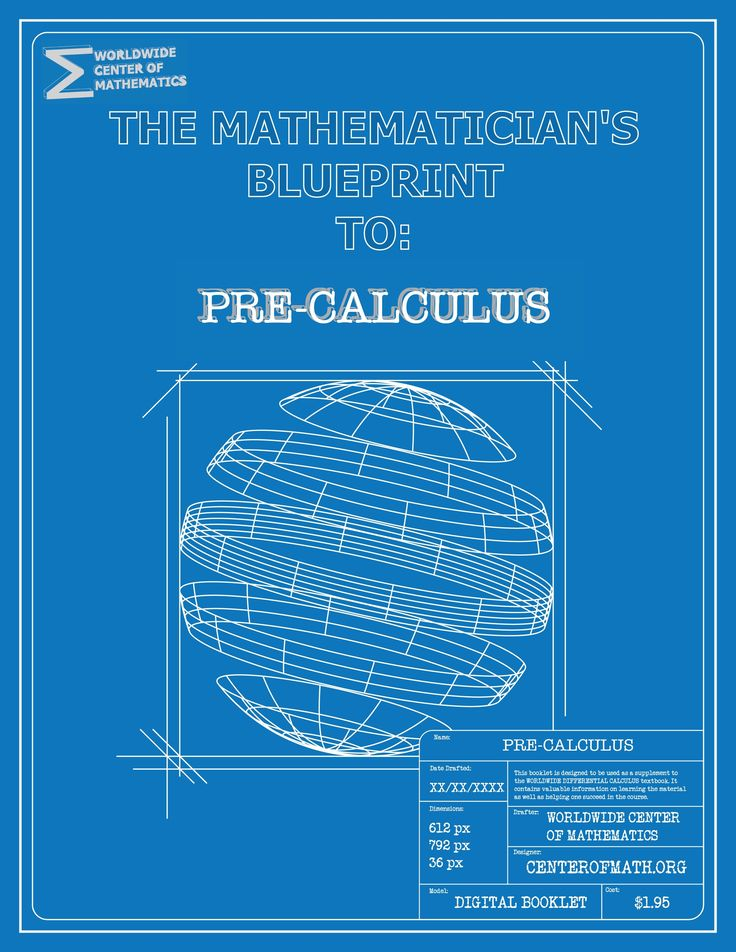 19 best center of math textbooks images on pinterest math textbook the mathematicians blueprint differential calculus this booklet is a supplement to the worldwide differential calculus textbook its a great student malvernweather Gallery