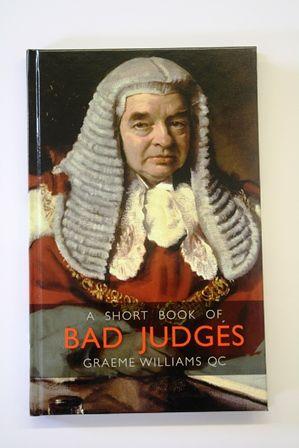 Books : A Short Book of Bad Judges