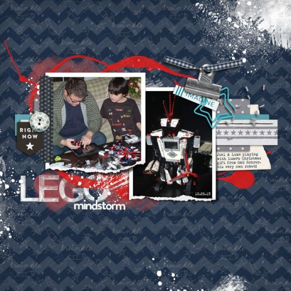 More Than All The Stars | Digital Scrapbooking Kit