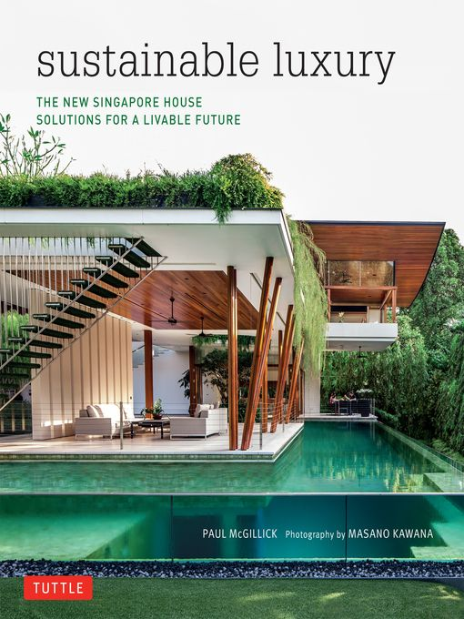 Singapore is celebrated as one of the most livable cities in Asia, and Sustainable Luxury shows how the prosperous, forward-looking nation is pioneering innovative solutions for environmental, economic, social, and cultural issues faced the world over. Dr. Paul McGillick, the author of The Sustainable Asian House (Tuttle, 2013), presents twenty-seven recent residential projects created by Singapore's most talented architects to address the many complex aspects of sustainability.